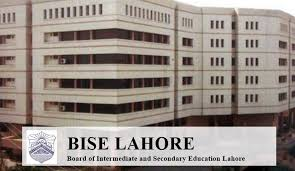 Past papers inter lahore