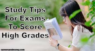 How we can get high grades in examination